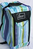 Blue Stripe Premium Rain Boot Bag