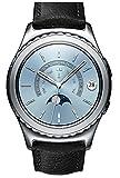 Samsung Gear S2 Classic Premium - Smartwatch, color platino