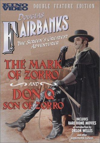 Mark of Zorro & Don Q Son of Zorro [DVD] [2020] [Region 1] [US Import] [NTSC]