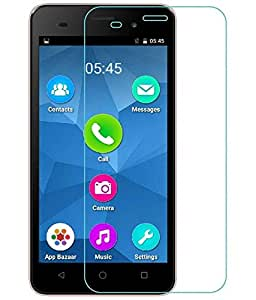 THERISE AMM1800 Screen Guard Tempered Glass for Micromax Canvas Spark 2 Plus Q350