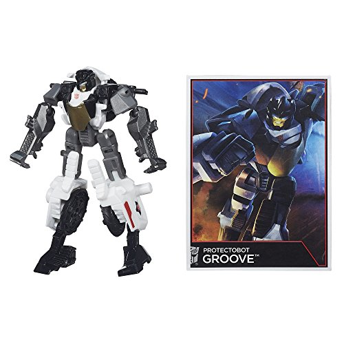 Transformers Generations Combiner Wars Legends Class Protectobot Groove Figure - 1