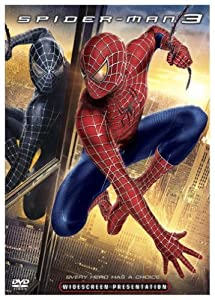Cover of &quot;Spider-Man 3 (Widescreen Editio...