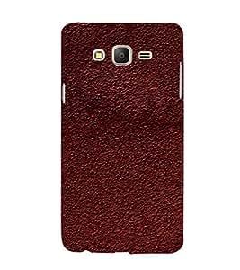 EPICCASE dark brown mud Mobile Back Case Cover For Samsung Galaxy On5 (Designer Case)