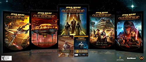 Star Wars: The Old Republic Amazon Bundle