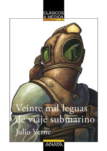 Veinte mil leguas de viaje submarino (Clásicos - Clásicos A Medida)