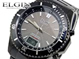 エルジン ELGIN ソーラー 電波 腕時計 FK1371B-BP