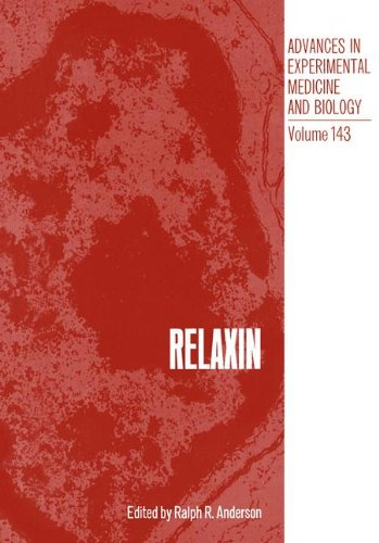 Relaxin (Advances in Experimental Medicine and Biology)