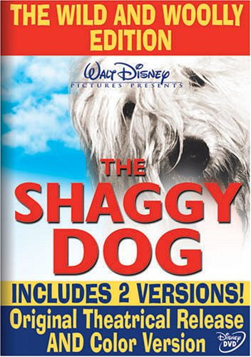 Cover art for  The Shaggy Dog (Wild & Woolly Edition)
