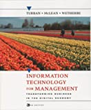 Information technology for management : transforming business in the digital economy
