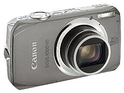 getgoods: Canon IXUS 1000 HS Digitalkamera (10 Megapixel, 10-fach opt. Zoom, 7,6 cm (3 Zoll) Display, Full HD Video, bildstabilisiert) silber ab 139,- Euro inkl. Versand