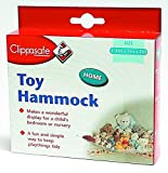 Clippasafe Toy Hammock 2 Pack