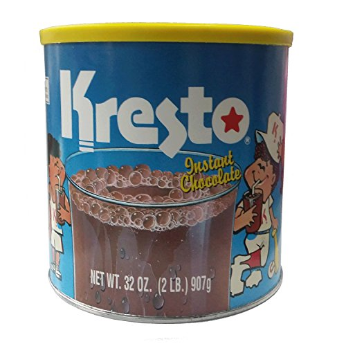 Instant Chocolate Milk Kresto  Powder 32 Ounces (Kresto Chocolate compare prices)