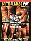 516MTTMDWVL. SL160  Iron Man Magazine: Critical Mass Bodybuilding Beginner and Intermediate