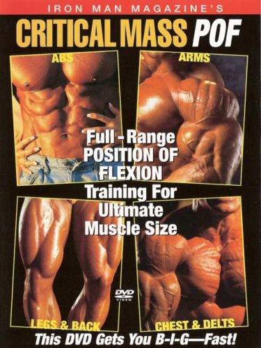 Iron Man Magazine: Critical Mass Bodybuilding Beg [DVD] [Import]