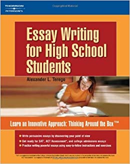 Essay write help for high school students books