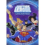 Justice League Unlimited - Joining Forces (DC Comics Kids Collection) ~ Kevin Conroy