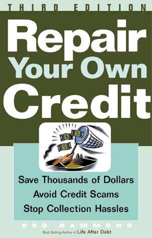 Repair Your Own Credit