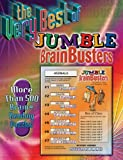 img - for The Very Best of Jumble Brainbusters: More Than 500 Brain-Bending Puzzles (Jumbles) book / textbook / text book