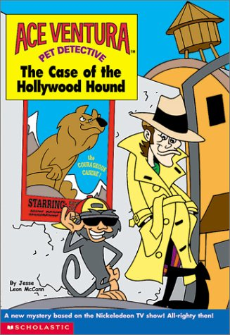 Image for The Case of the Hollywood Hound (Ace Ventura Chapter Book)