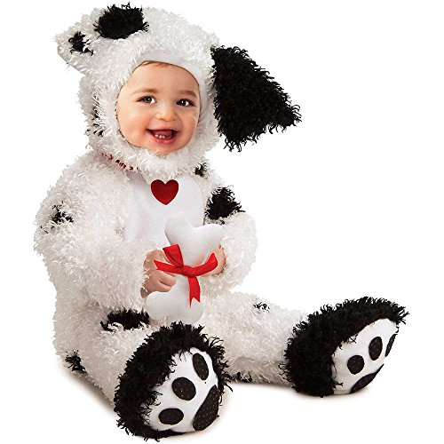 Dalmatian Dog Toddler Costume - 12-18 Months