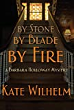 By Stone, by Blade, by Fire (Barbara Holloway Novels)