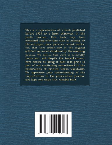 Rapport Betreffende Een Voorloopig Onderzoek Naar Den Toestand Van de Visscherij En de Industrie Van Zeeproducten in de Kolonie Curacao... - Primary Source Edition