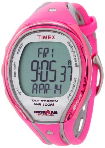 "Timex Women'S T5K591 ""Ironman Sleek"" Fitness Watch front-592016"