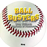 img - for Ball Busters Baseball book / textbook / text book