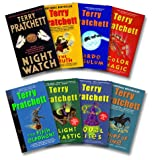 Pratchett 8 Book Set: Night Watch / Truth / Carpe Jugulum / Color of Magic / Fifth Elephant / Light Fantastic / Equal Rights / Thief of Time (0060598360) by Pratchett, Terry