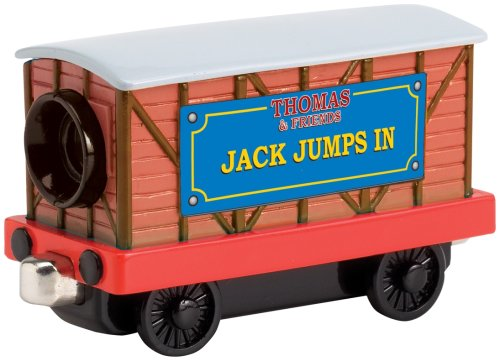 "Take Along Thomas & Friends - ""Jack Jumps In"" Movie Car by Learning Curve - 1"