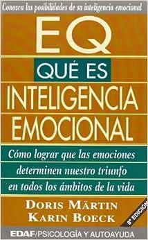 Que Es Inteligencia Emocional