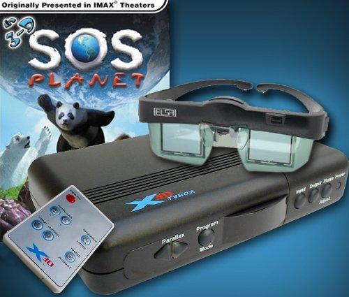 Active 3D vs. Passive 3D TV and Active Glasses vs. Passive Glasses