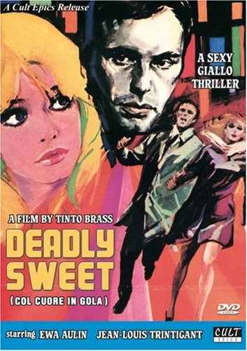 Col cuore in gola / Deadly Sweet / Сердце с губами / Запыхавшись (1967)