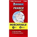 "Mapa National Francia ""Alta Resistencia"" 792"