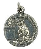 イタリア製メダイ フランス王 聖ルドヴィコ(St.Lodovico)