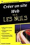 Cr�er un Site Web pour les Nuls poche...