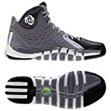 Adidas Q33235 Rose 773 II Men's Basketball Shoes (Gray/White) (Call 1-800-327-0074 to order)