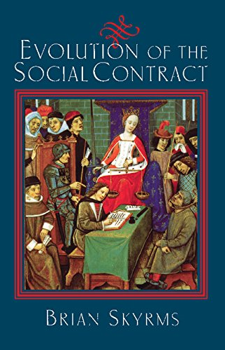 Evolution of the Social Contract