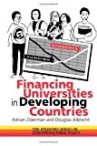 img - for Financing Universities In Developing Countries (Social Research and Educational Studies Series) book / textbook / text book