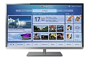 Toshiba 58-Inch 58L4300UC 1080p 120Hz Smart LED HDTV with Built-in WiFi