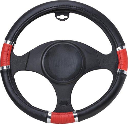 nissan-armada-coprivolante-sterzo-simil-pelle-bicolore-rosso-nero-per-volante