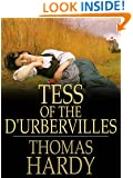 Tess of The D'ubervilles (Illustrated)
