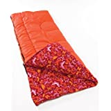Coleman Girls Catnap Sleeping Bag ~ Coleman