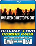 Image de Dawn of the Dead BD + DVD Value Pack (Unrated Director's Cut) [Blu-ray]