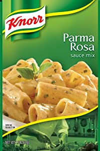 Knorr Pasta Sauces, Parma Rosa Sauce Mix, 1.3Ounce Packages (Pack of 24)
