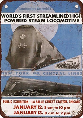 1934-new-york-centrale-commodore-vanderbilt-locomotiva-look-vintage-riproduzione-in-metallo-segni-30