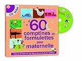 """Afficher """"60 comptines et formulettes pour maternelle"""""""