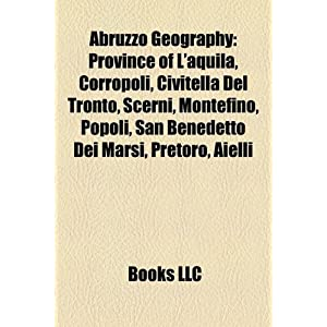 Abruzzo Geography | RM.