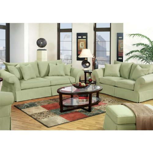 Living Room Sofa Cindy Crawford Home Hillcrest Pear 7 Pc Chairs