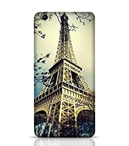 Covers Online for LeTV LeEco Le 1S Eiffel Tower In Paris 2 Back Cover for LeTV LeEco Le 1S Multicolor